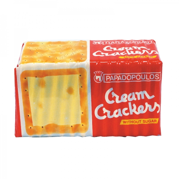CREAM CRACKERS WITHOUT SUGAR