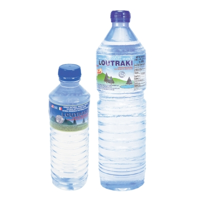 NATURAL MINERAL WATER, LOUTRAKI