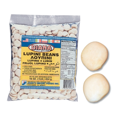 DRY LUPINI BEANS