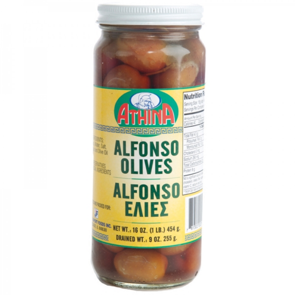 ALFONSO OLIVES FROM CHILLE