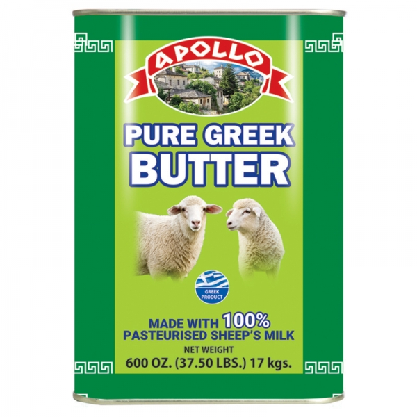PURE GREEK BUTTER, MADE FROM 100% SHEEP'S MILK, LOOSE