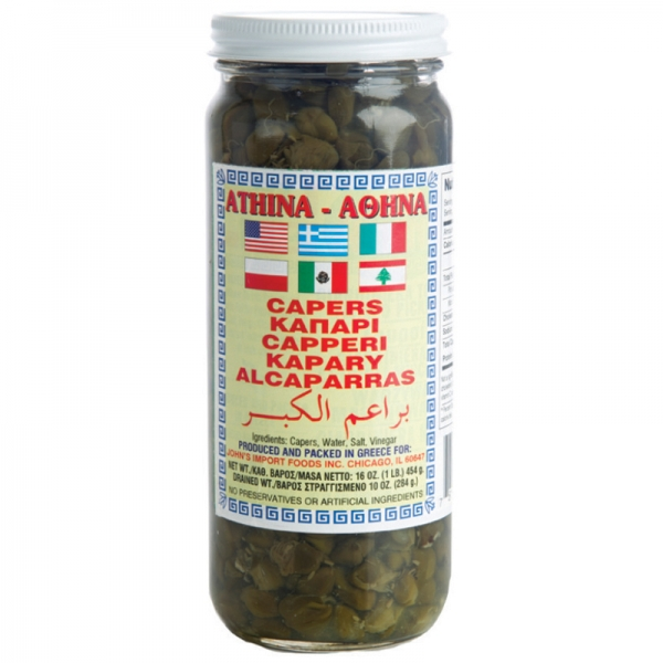 GREEK CAPERS