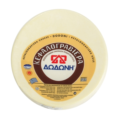 DODONIS GREEK KEFALOGRAVIERA CHEESE