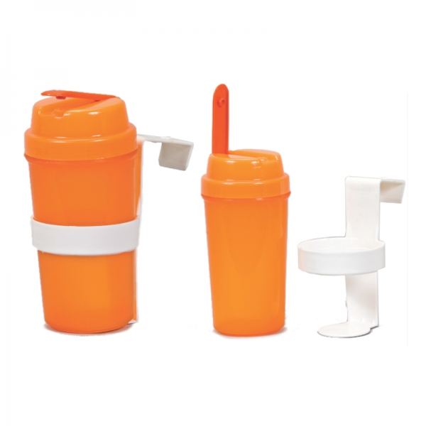 SHAKERS AND HOLDER FOR NESCAFE