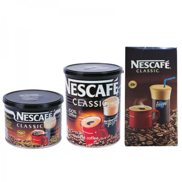 NESCAFE, GREEK