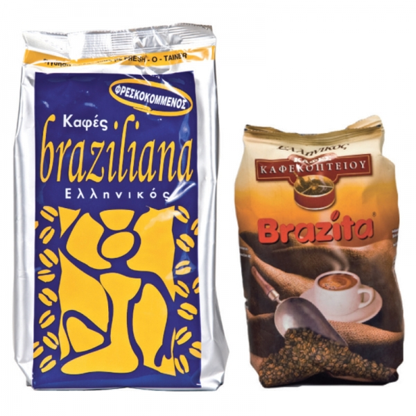 BRAZILIANA, BRAZITA COFFEES