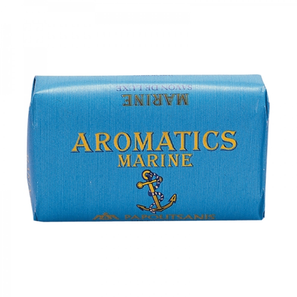 MARINE SOAP AROMATIC PAPOUTSANIS, FROM GREECE